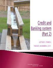 Lecture_9_Credit_and_Banking_system