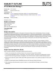 Molecular Biology 1_91132_Subject Outline_2016(1).pdf