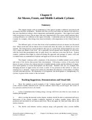 Chapter+08+-+Air+Masses