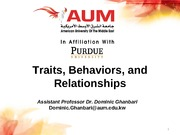 2-_Traits_Behaviour_and_Relationship
