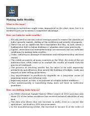 making-india-wealthy