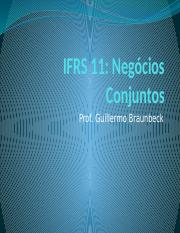 IFRS 11_Top Cont Int USP