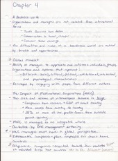 Bus Adm 382 Chapter 4 A Borderless World Lecture Notes