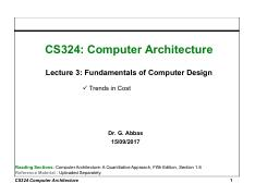 4. Fundamentals of Computer Design Trends in Cost.pdf