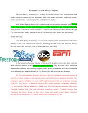Competitors-of-Walt-Disney-Company (1).docx