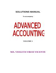 ADVANCED ACCOUNTING.doc