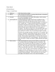 Chapter 1 Cornell Notes (AP World)