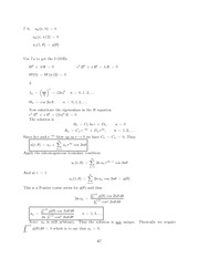 Differential Equations Lecture Work Solutions 67