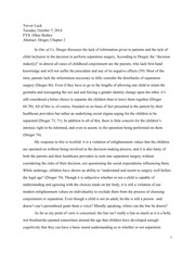 Dreger chapter 2 abstract