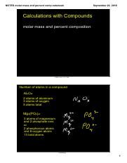 Notes Part 1 Molar Mass and % Composition.pdf