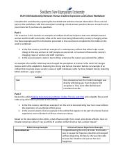 7-3 HUM 100 Relationship Between Human Creative Expression and Culture Worksheet.docx