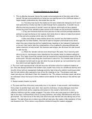 touching bottom by kari strutt analytical essay