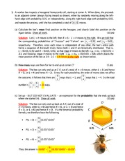 Stat 600 Midterm 2 Review Questions 2011