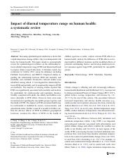 (BASE)Impact of diurnal temperature range on human health (useful reference).pdf