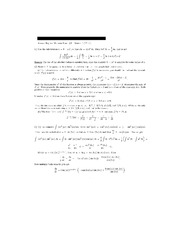 Single Variable Calculus- Midterm 2- Version 1