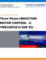 Three_Phase_Induction_Motor_Control_using_TMS320F2812