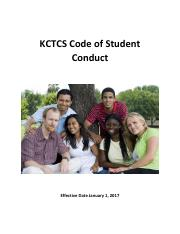 KCTCS_Code_of_Student_Conduct_1117