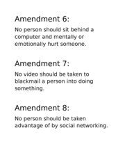 Amendment 6
