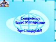 Chapter 5-Managing Globally