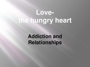Love-hungry heart (S) (1)