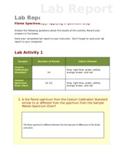 Atomic Dating Using Isotopes Lab Answers