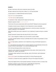 pt1420 final exam Nt2640 final exam study guidepdf free pdf download now source #2: nt2640 final exam study guidepdf free pdf download political science final exam study guide flashcards - â€.