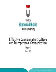 Interpersonal Communication Devito Pdf