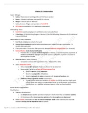 Chapter 12 Notes 2011 - Students