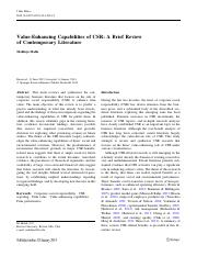 Value-Enhancing Capabilities of CSR A Brief Review.pdf