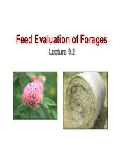 ANSC 320 - L9.2 Feedstuff Characteristics - Forages & Roughages.pdf