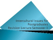 PQP_Lecture_13_Revision_semester_1_2012
