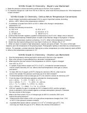 gas laws worksheet answers all 2