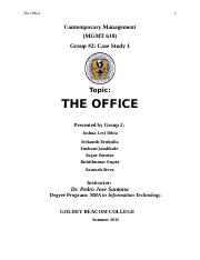 Case Study 1_The Office_final (1).docx
