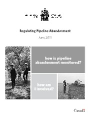 Regulating Pipeline Abandonment