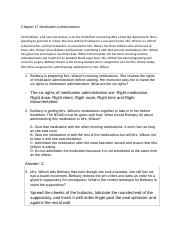Week 5 Part 2 Ch 17 Medication Admin mireille tsafack.docx