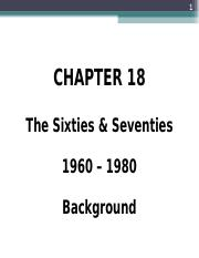 Chapter 18 - 60s  70s - Background - students.ppt