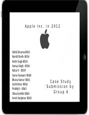 325139306-Apple-in-Inc-2012-Case-Study-Group-6