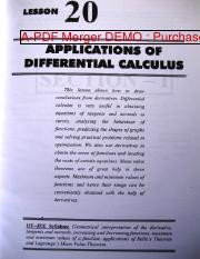 Applications of differential calculas.pdf
