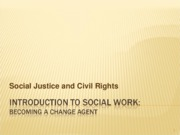 Chapter 4 Social Justice