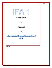 IFA_ClassNotes_Chapter2_2015_T