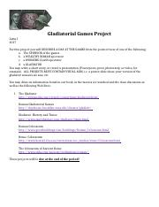 Gladiatorial Games Project.docx