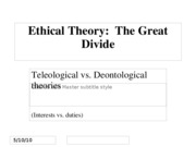 PHIL 345.ethical theory.handout