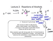 Lecture 2 on Organic Chemistry