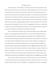 barn burning essay chris campanella aeiv period mrs landers  3 pages