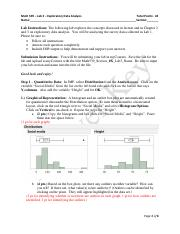 Lab 3 - Exploratory Data Analysis key