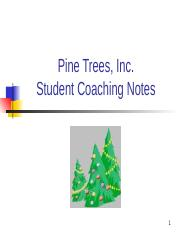 case-pine-trees-coaching.ppt