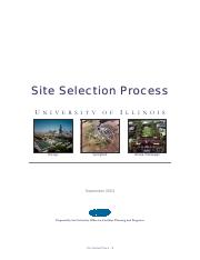 Reading 4 - site-selection-process mmta negi