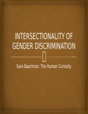 INTERSECTIONALITY OF GENDER DISCRIMINATION.pptx