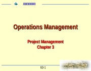CH03-Project Management
