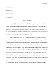 American Lit Opinion 4